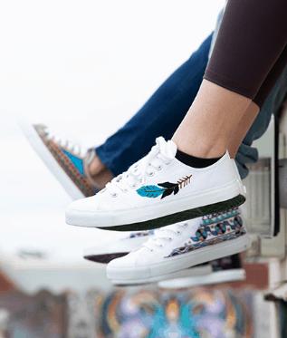 AKS' Sustainable Sneakers