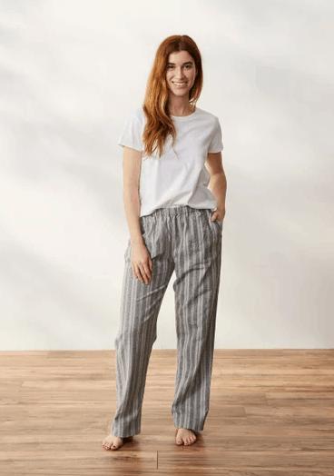 Organic Flannel Pajama Pants