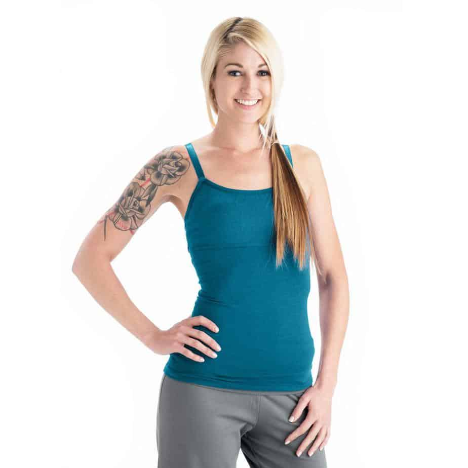 Strength Yoga Tank Camisole