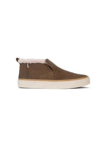TOMS' Sustainable Sneakers