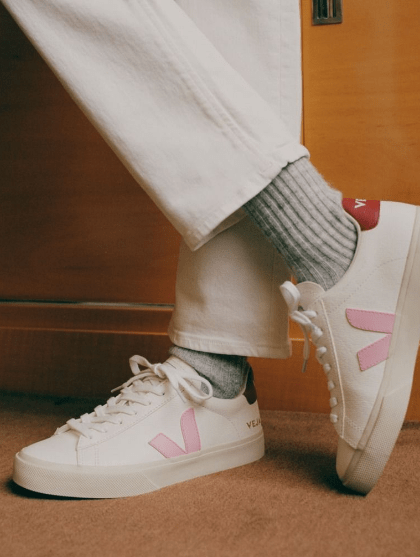 Veja's Sustainable Sneakers