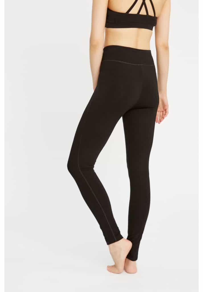 Organic Cotton Yoga Leggings